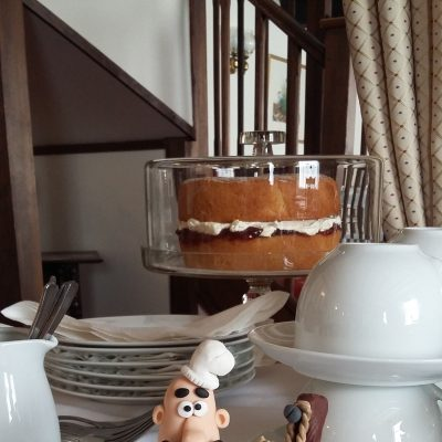 Afternoon tea at The Old Bakery